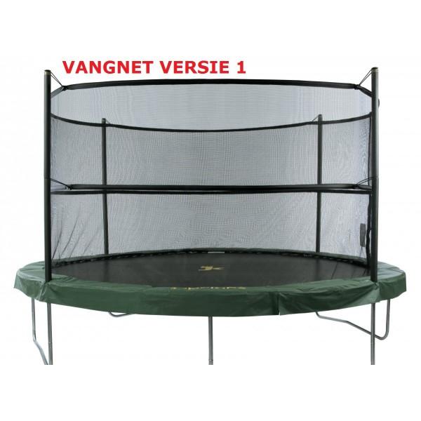 vangnet trampoline jumppod 430 cm rond. Black Bedroom Furniture Sets. Home Design Ideas
